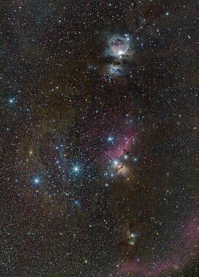 Orion with Skywatcher Star Adventurer